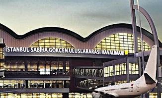 Sabiha Gökcen Airport Istanbul