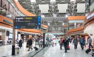 Sabiha Gökcen Flughafen Istanbul